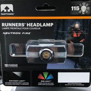 Nathan Runners Headlamp
